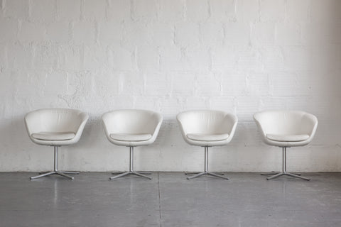 Bob Chairs by PearsonLloyd (Set of Four)