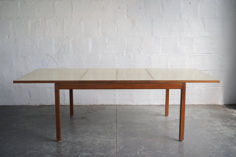 Harry Lunstead Brass Top Dining Table