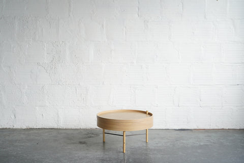 Round Menu Coffee Table