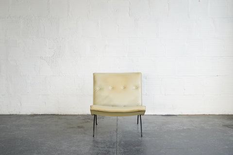 Milo Baughman Scoop Chair