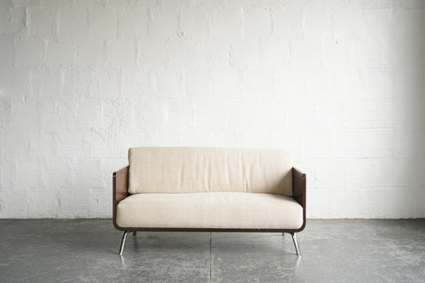 Bentwood Case Loveseat