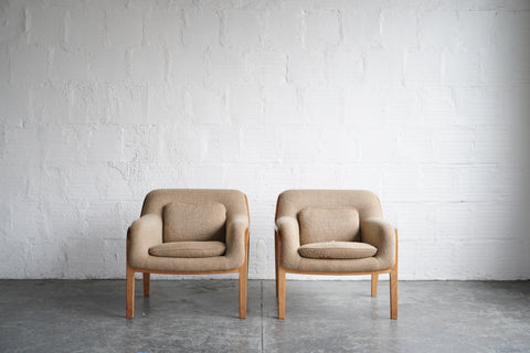 Bill Stephens Lounge Chairs for Knoll