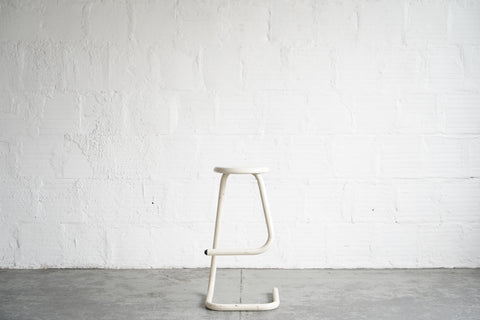 Paper Clip Post-Modern Bar Stool
