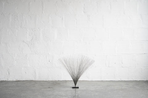 "Bertoia ""Spray"" Sculpture"