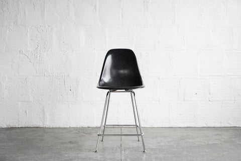 Black Counter Height Modernica Shell