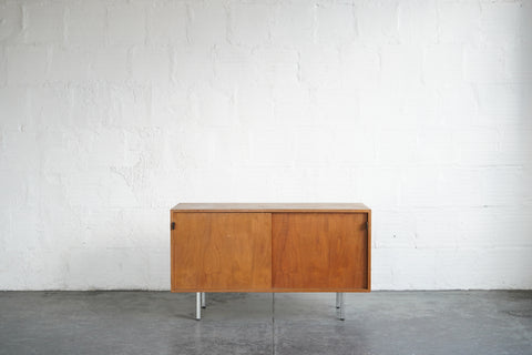 Florence Knoll Two Door Credenza