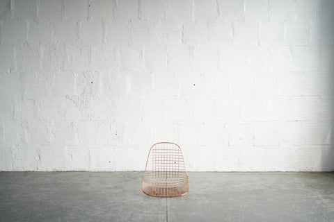 Modernica Copper Wire Chair Shell