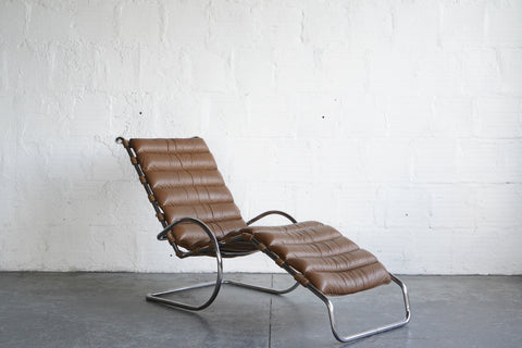 Mies Van Der Rohe MR Adjustable Chaise