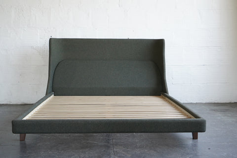 Curve Bed Frame