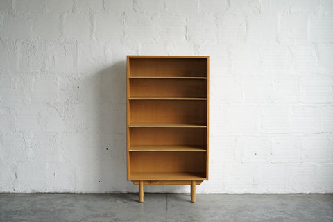 Danish Oak Bookshelf