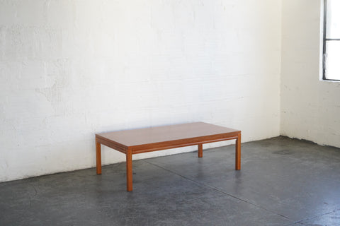 Hennings Teak Coffee Table