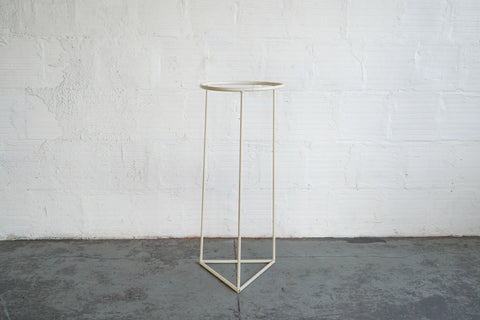 Geometric Clothing Rack
