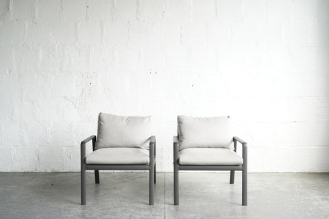 "Kettal ""Club Armchairs"""