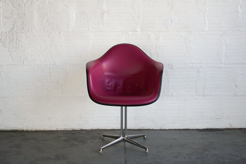 Magenta Early Eames La Fonda del Sol Chair