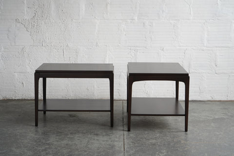 Pair of Dark Side Tables