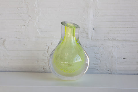 "Esque Studio's ""Uranium Bubble Vase"""