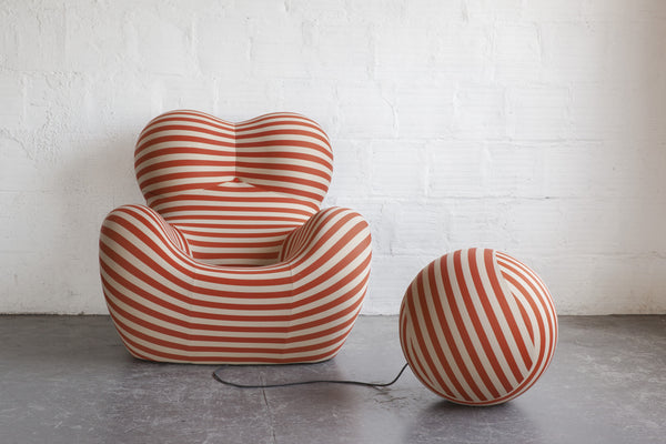 Up5 Lounge Chair And Up6 Ottoman Gaetano Pesce The Good Mod