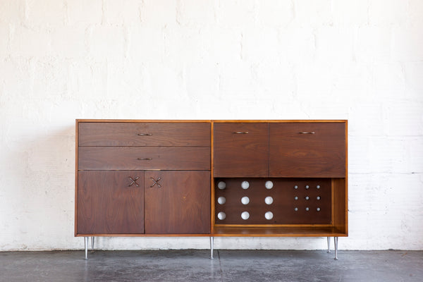 George Nelson For Herman Miller Credenza The Good Mod