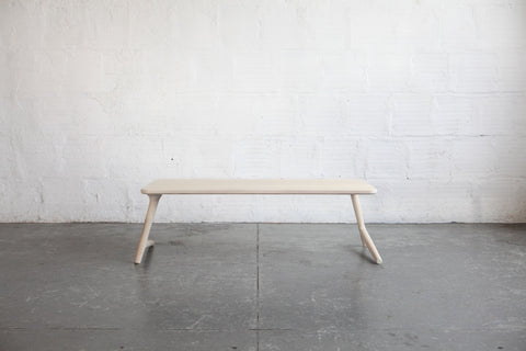 The Coffee Table by Fernweh Woodworking, White Ash