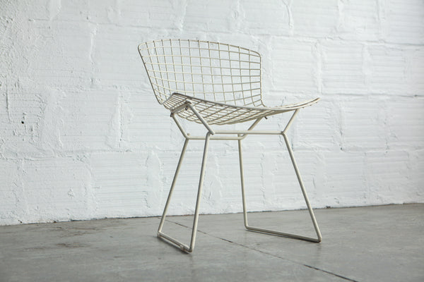 Astonishing Bertoia Side Chair For Knoll Onthecornerstone Fun Painted Chair Ideas Images Onthecornerstoneorg
