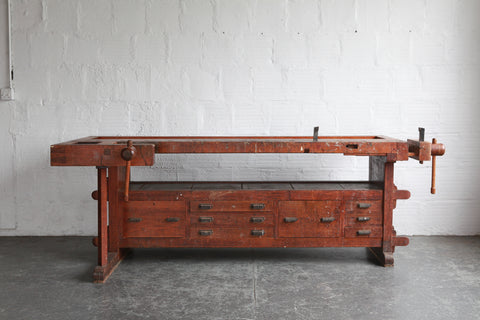 1800s Workbench