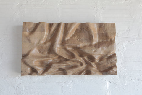 Spencer Staley, End grain oak, the good mod, parametric art