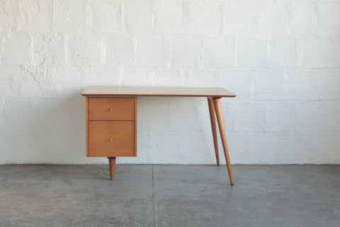 Desk, Mid Century Desk, MCM, Paul McCobb, Vintage Furniture