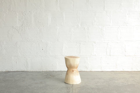 Vince Skelly Hourglass Stool
