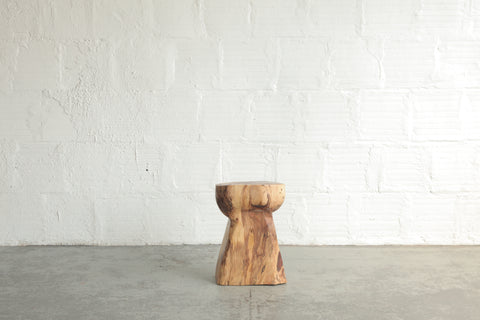 Vince Skelly Red Gum Wood Sculpture