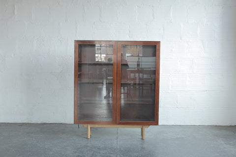 Omann Jun  Mobelfabrik Rosewood & Oak Bookcase