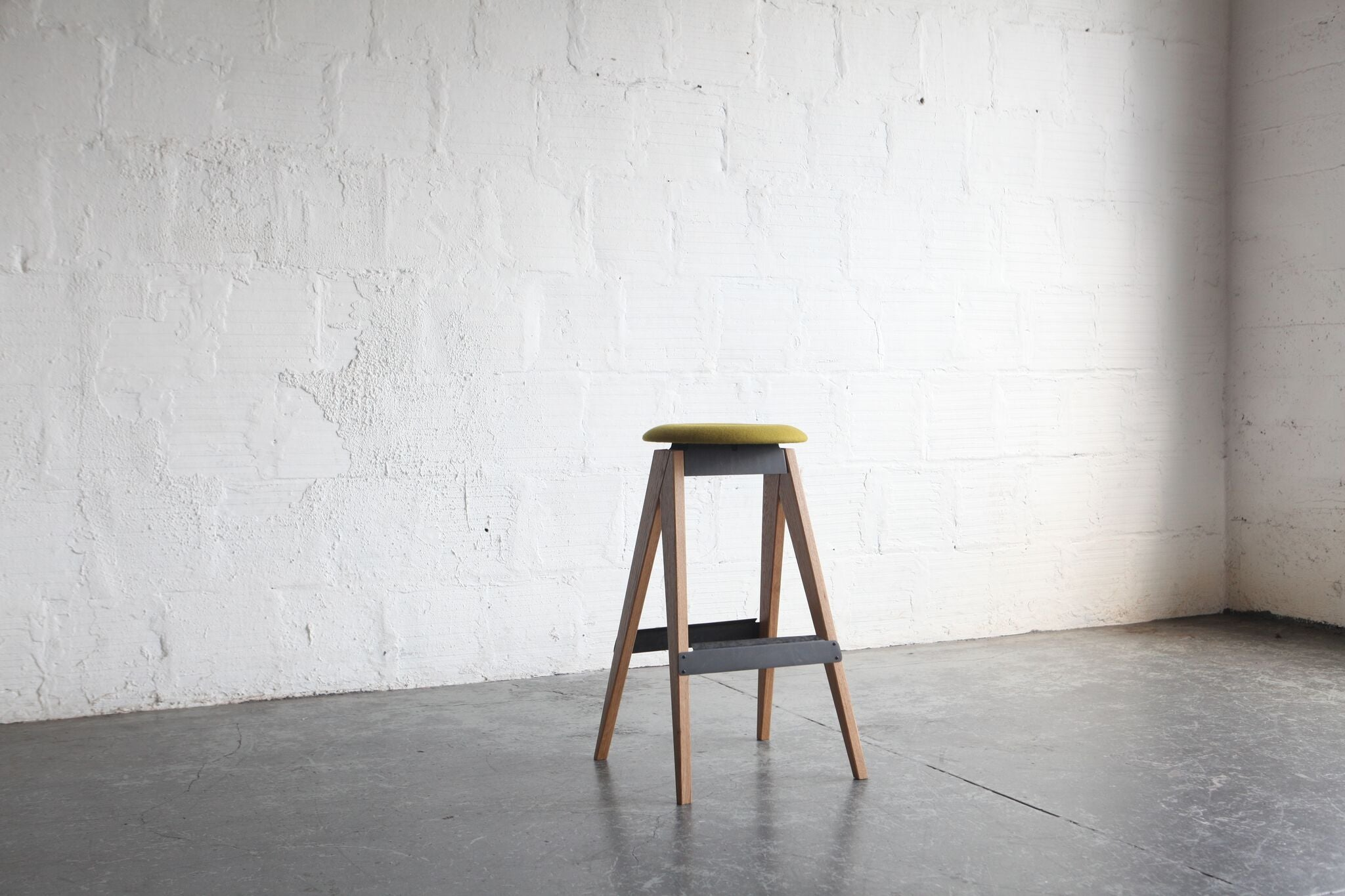 Tgm Compass Bar Stool The Good Mod