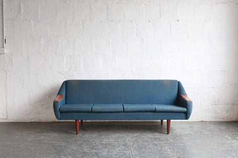 Mid-Century Modern Norwegian Sleeper Sofa