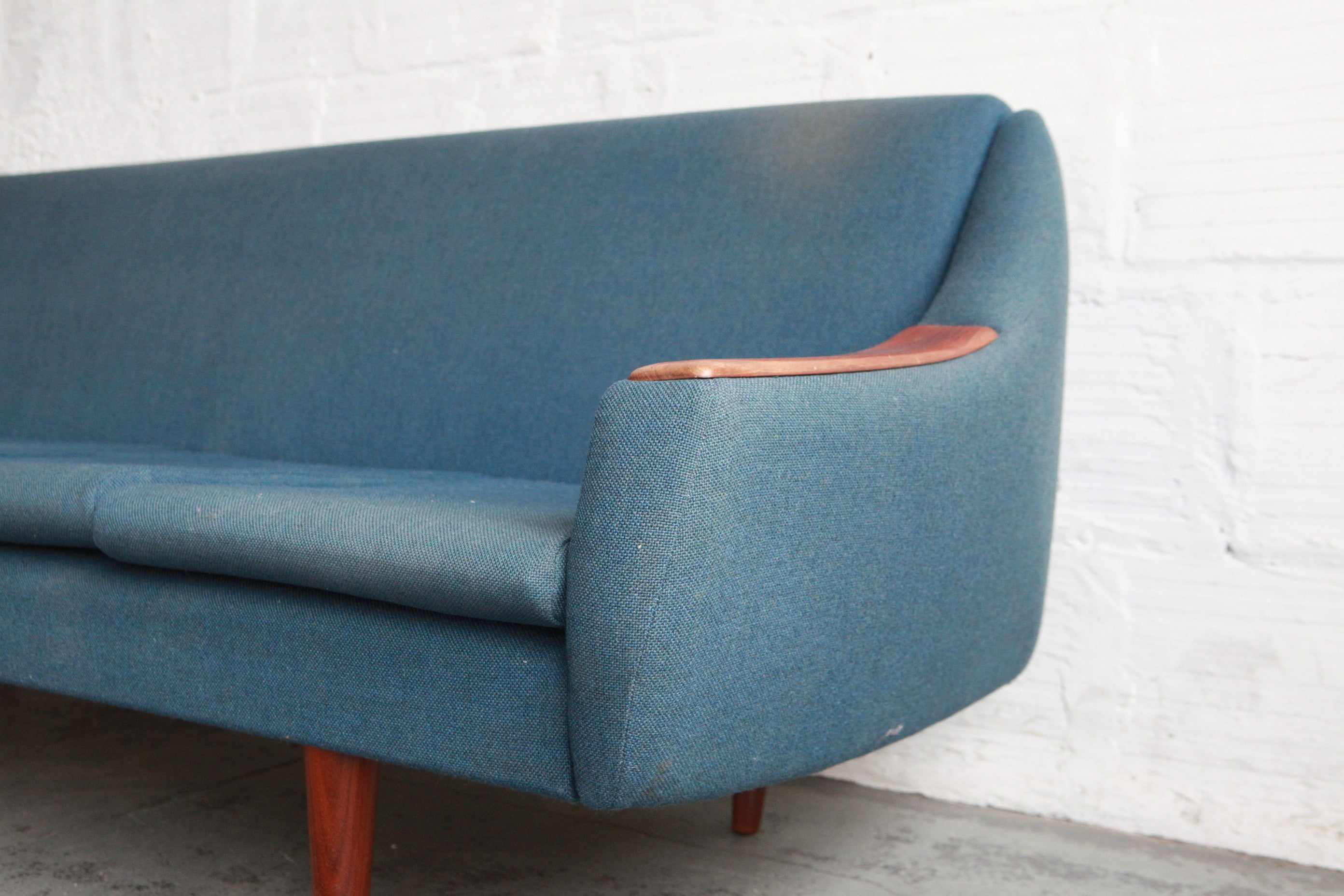 Mid Century Modern Norwegian Sleeper Sofa On Hold The