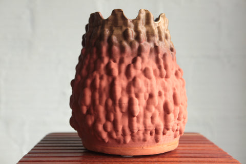 """Kolba"" Ceramic Vessel by Spencer Staley"