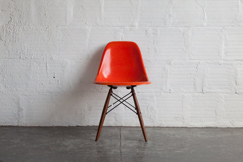 MODERNICA ORANGE SIDE SHELL FRONT