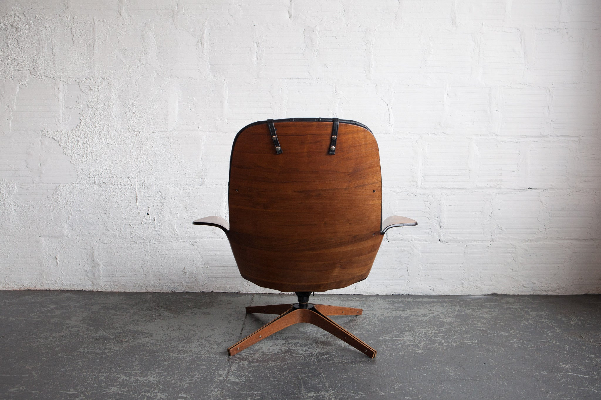 Mr. Chair U0026 Ottoman By George Mulhauser For Plycraft