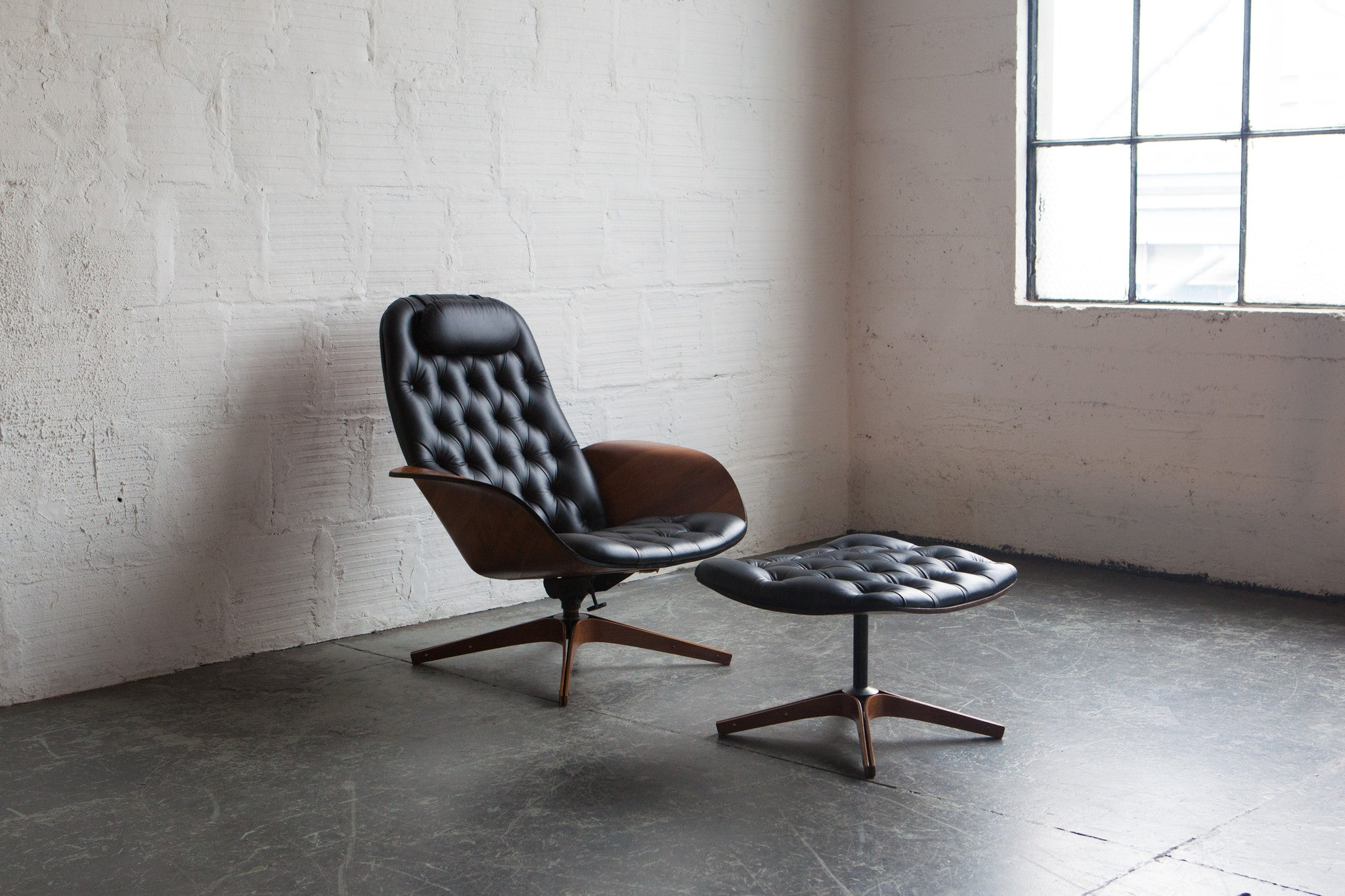 Mr Chair Amp Ottoman By George Mulhauser For Plycraft The