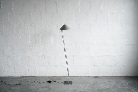 Vintage Slanted Floor Lamp