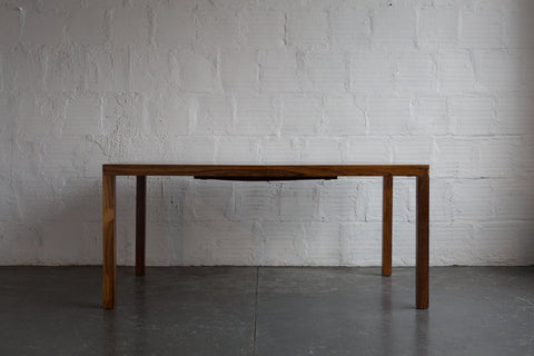 Swedish Rosewood Extendable Dining Table