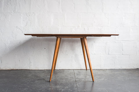 Paul McCobb Drop Leaf Dining Table