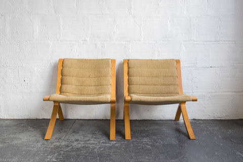 Peter Hvidt and Orla Mølgaard-Nielsen for Fritz Hansen X-Chair
