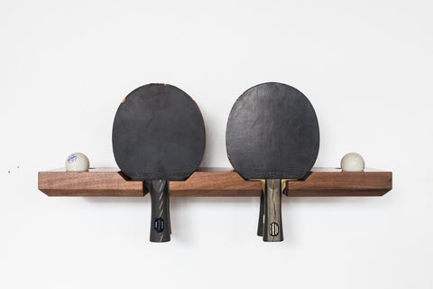 Ping Pong Paddle Holder