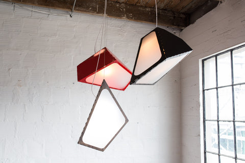 SPTM-7 Pendant Ceiling Lamp by Spencer Staley