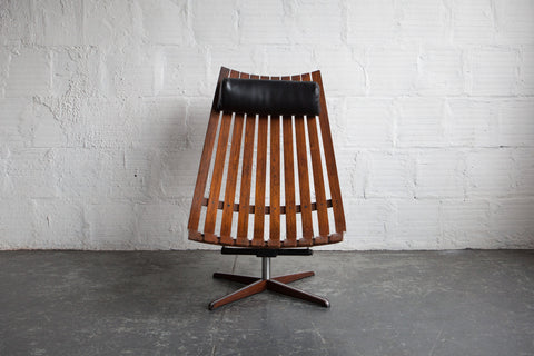 Scandia Lounge Chair by Hans Brattrud