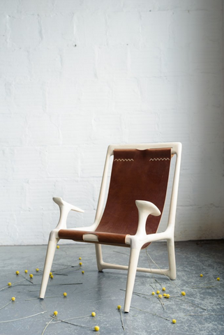 The Sling Chair by Fernweh Woodworking