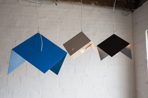 TGM Glyph Pendant Light