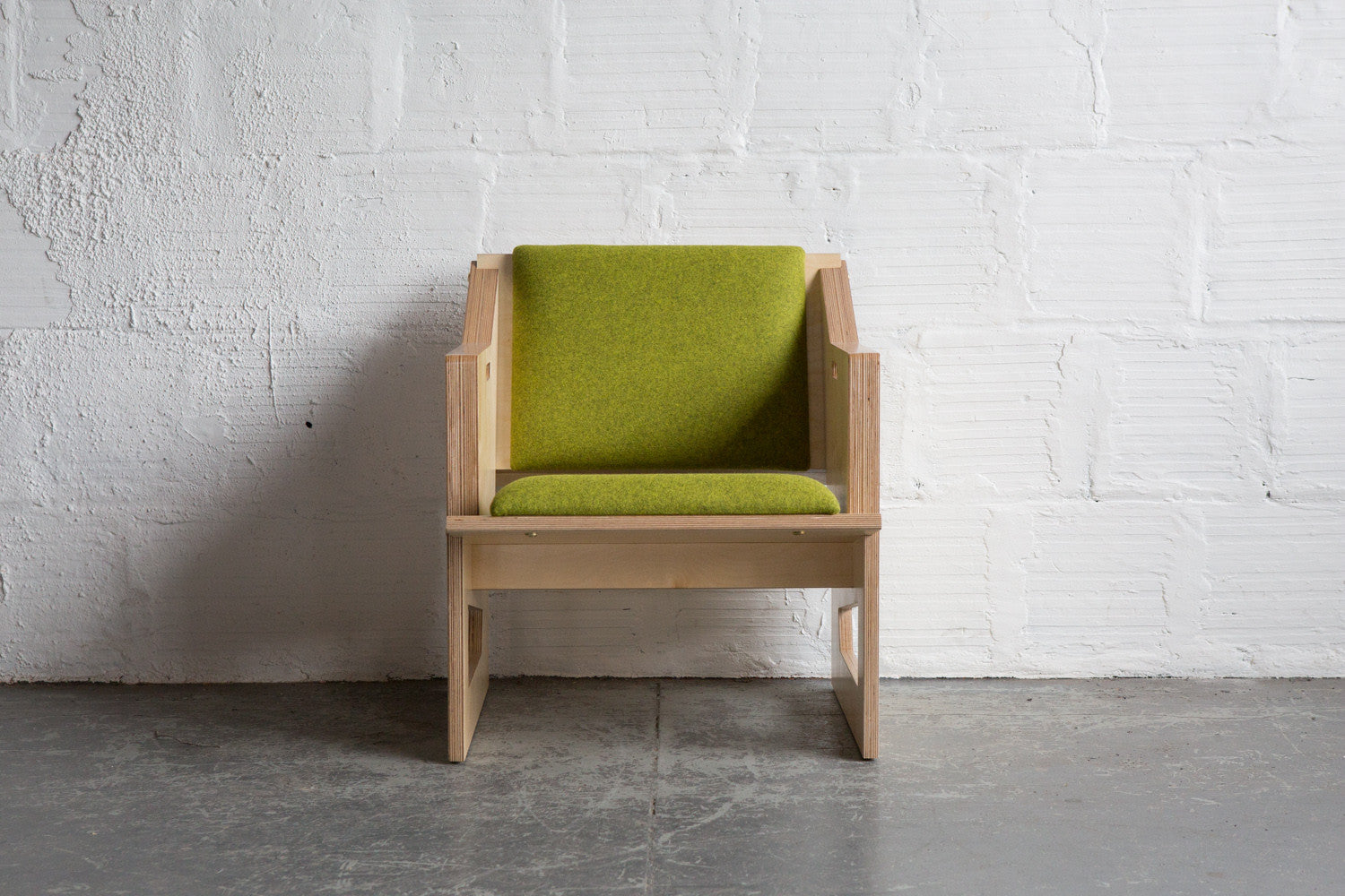 ... TGM Plywood Lounge Chair ...