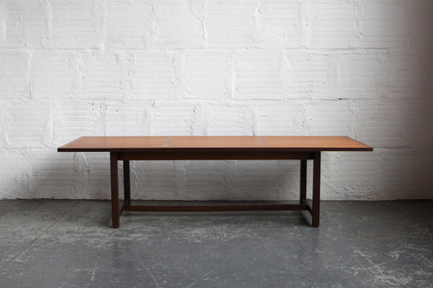 Teak American Coffee Table