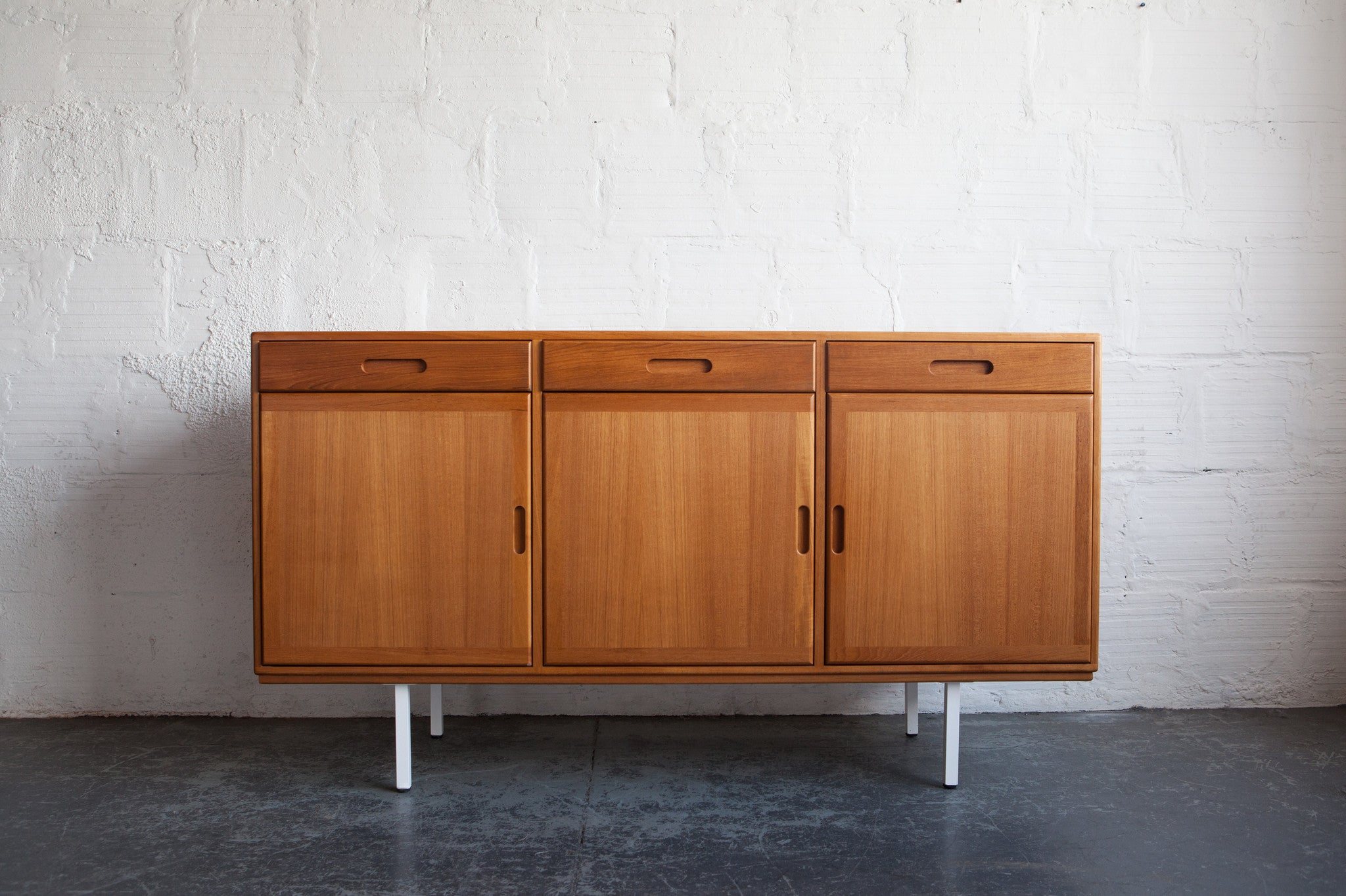 Danish Credenza For Sale : Teak danish credenza dresser u the good mod