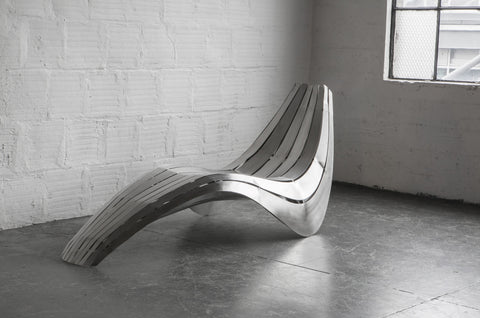 Wind Tunnel Chaise Lounge